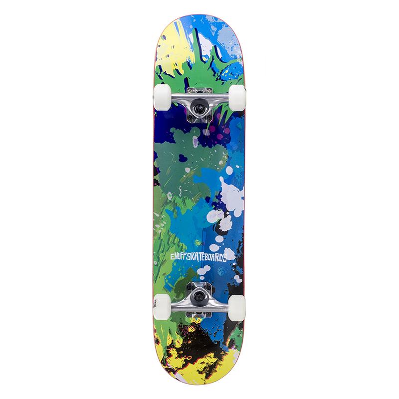 Enuff Splat Green/Blue Complete