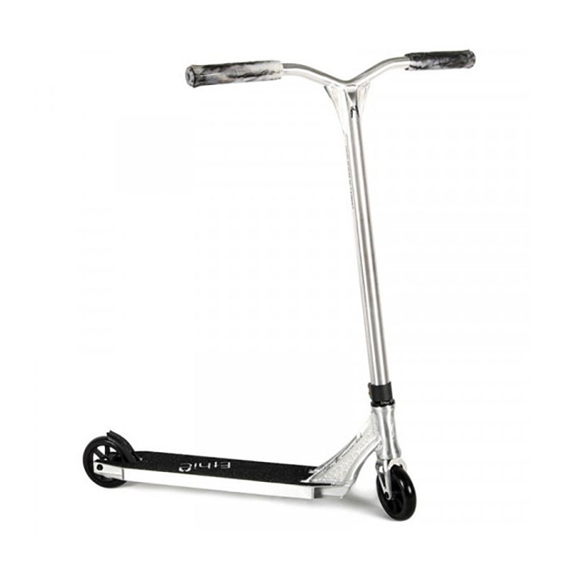 Ethic DTC Erawan Complete Stunt Scooter Brushed Chrome