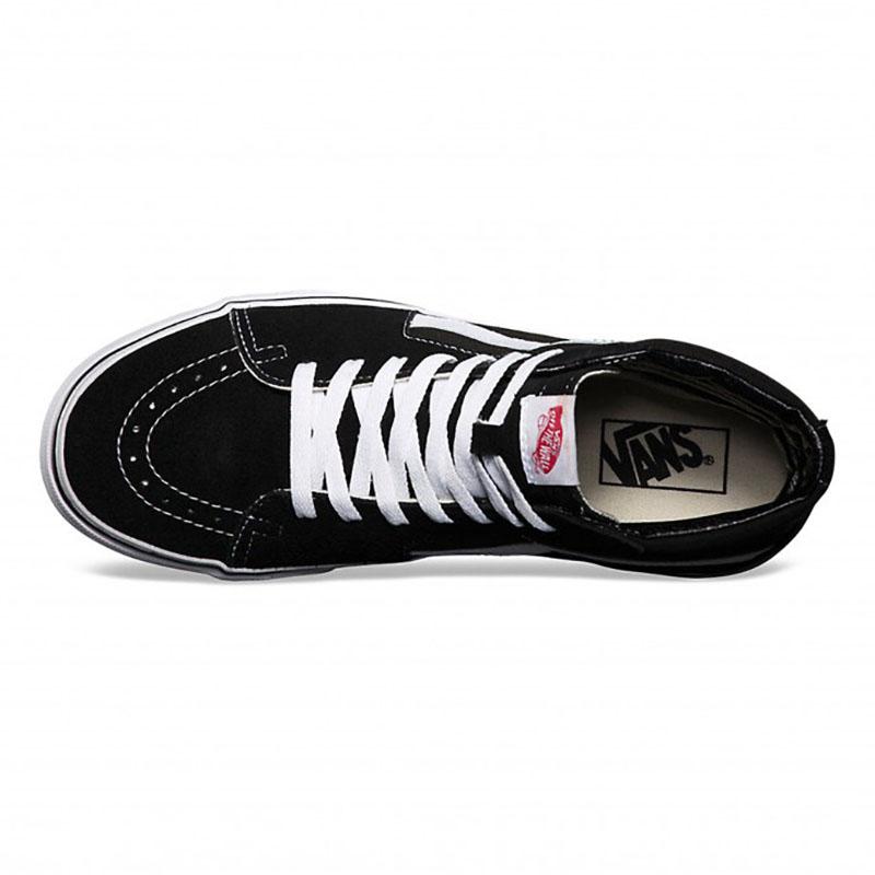 Vans Sk8 Hi Shoes Black