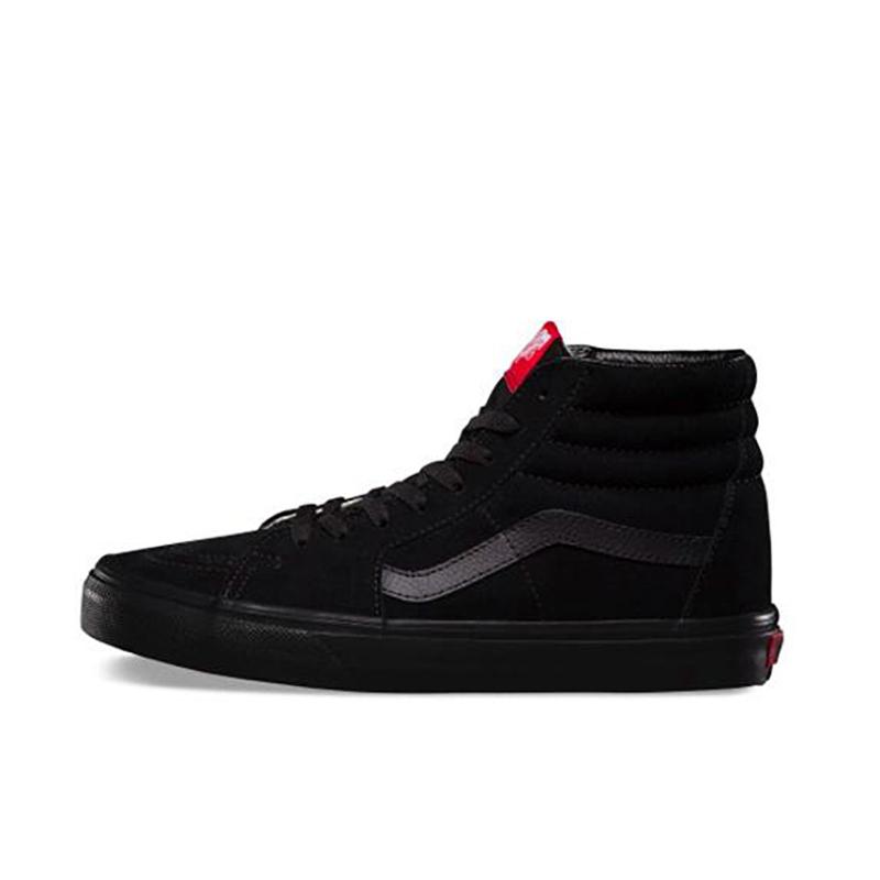 Vans sk8 hi black black