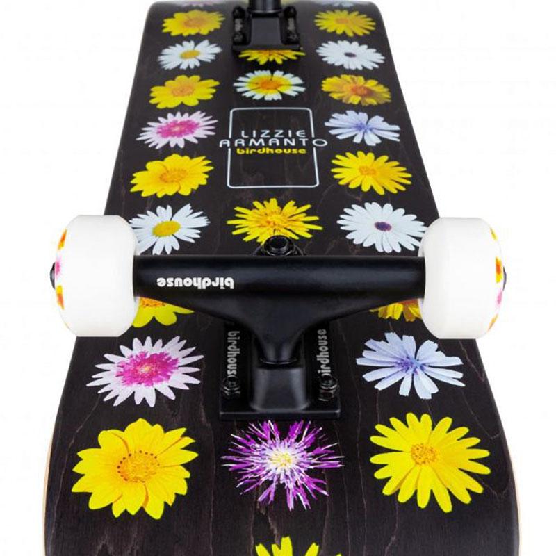 Birdhouse Stage 3 Armanto Floral Skateboard