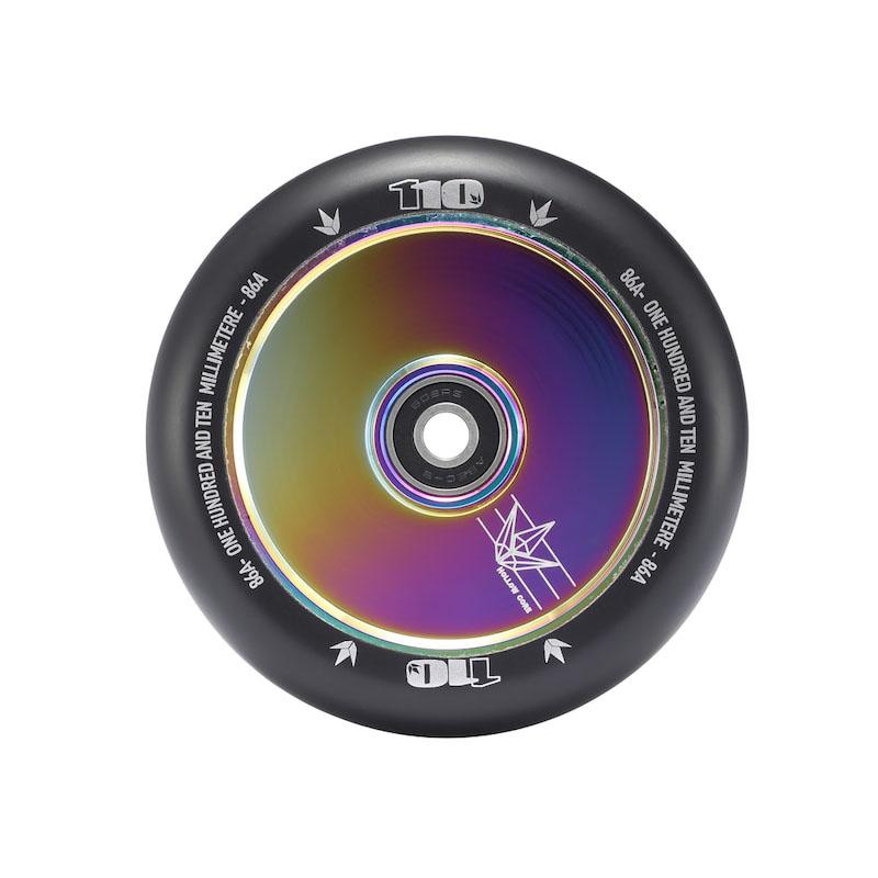 Blunt 110mm Hollow Core Wheels Oil Slick