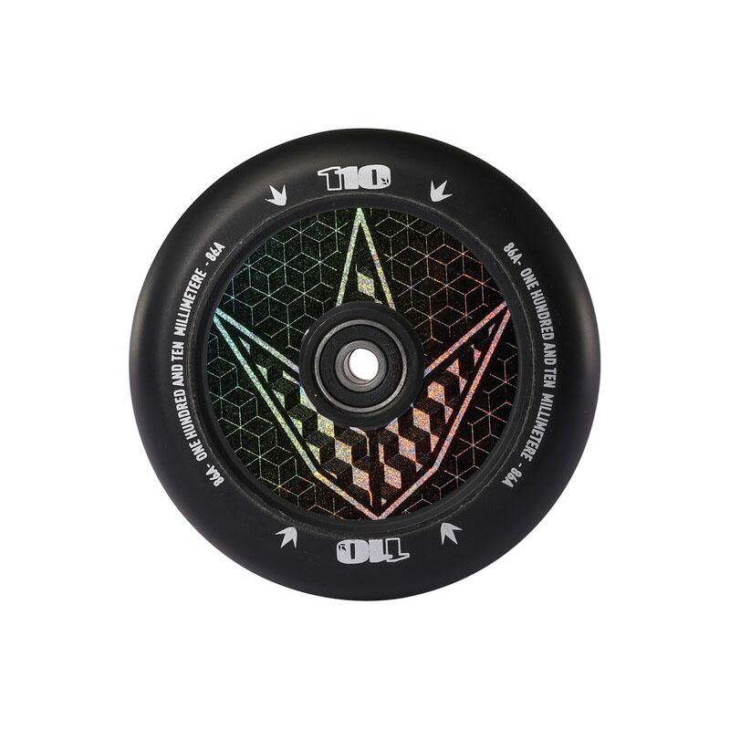 Blunt 110mm Geo logo Hologram scooter wheel