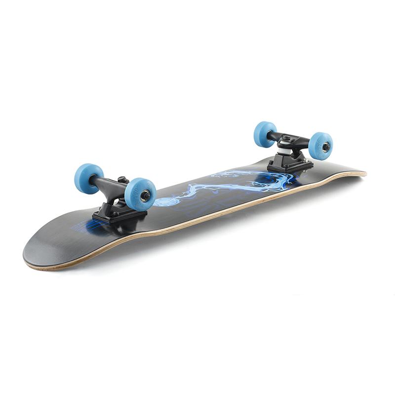 Enuff Pyro ll Complete Skateboard Blue
