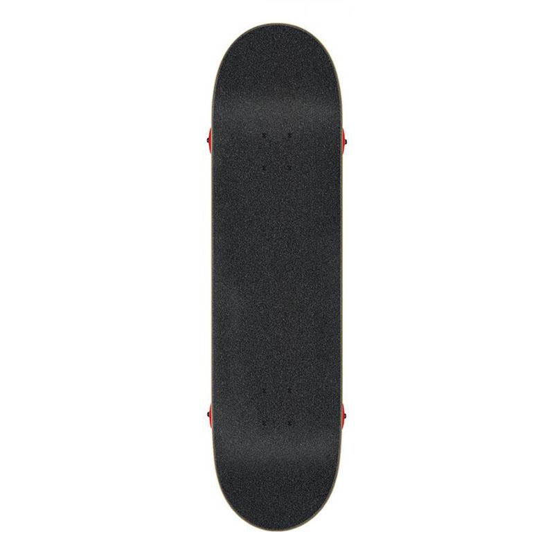 "Santa cruz flame dot full complete skateboard 8"""