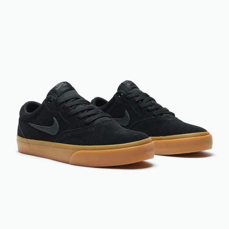 Nike SB Charge Skate Shoe Black
