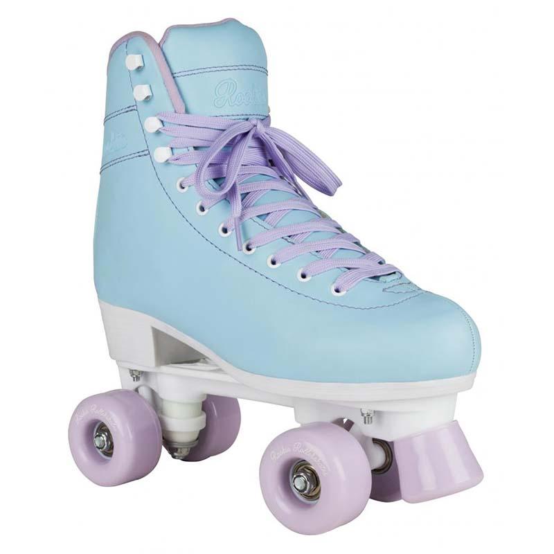 Rookie Bubblegum Quad Rollerskates Blue