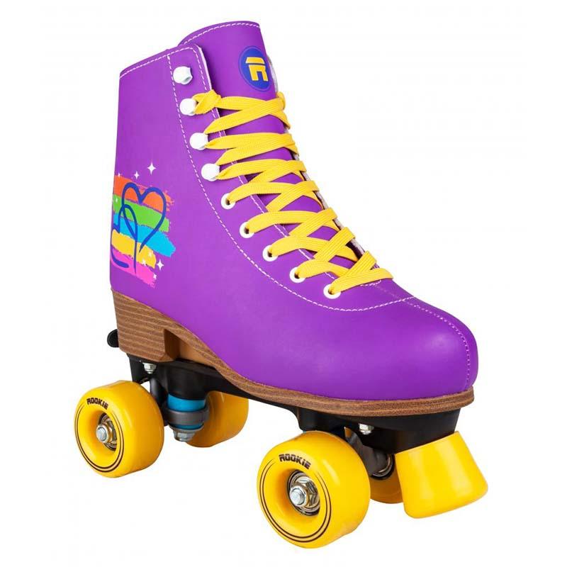 Rookie Passion Junior Adjustable Quad Roller Skates