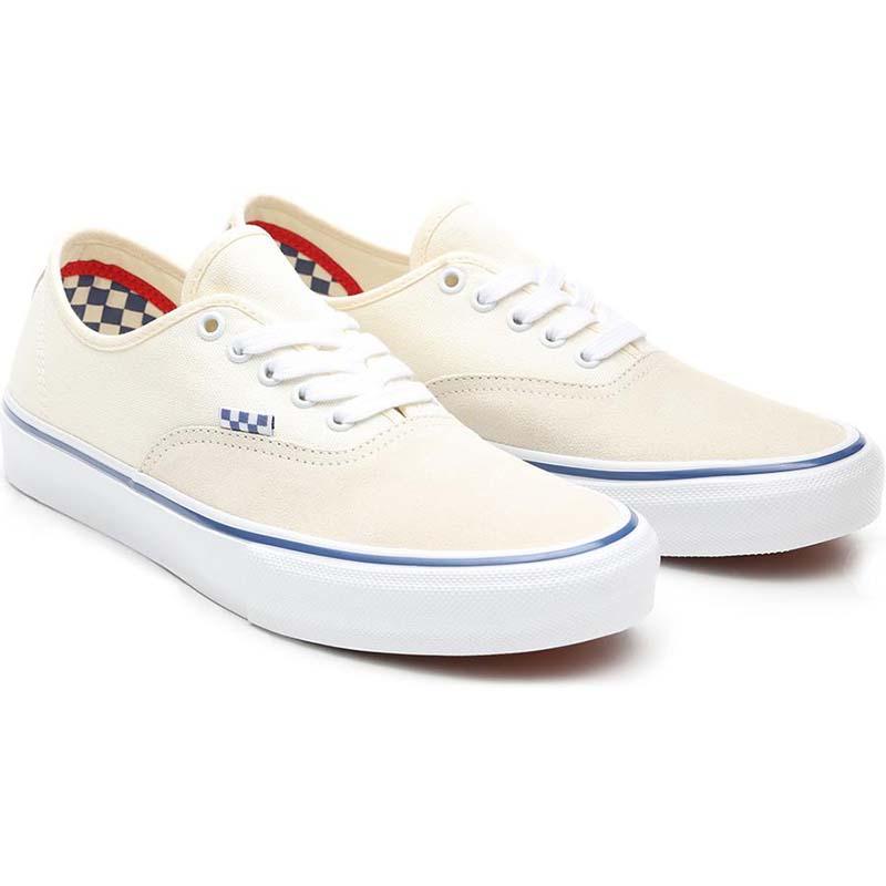 Vans Skate Authentic Trainer Off White