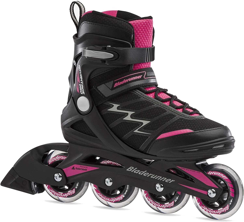 Rollerblade Bladerunner Advantage Pro XT Women's Adult Fitness Inline Skate Pink/Black