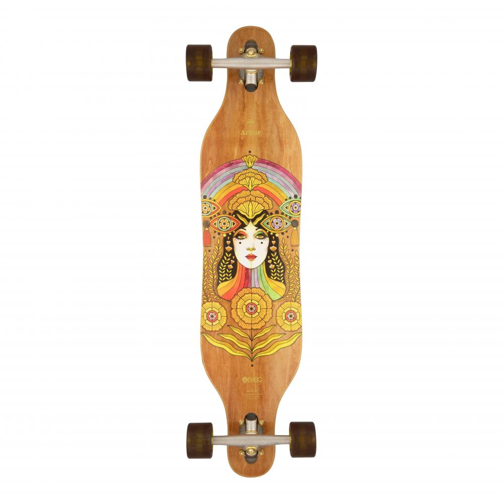 Arbor Performance Complete Solstice B4BC Axis 37 Longboard