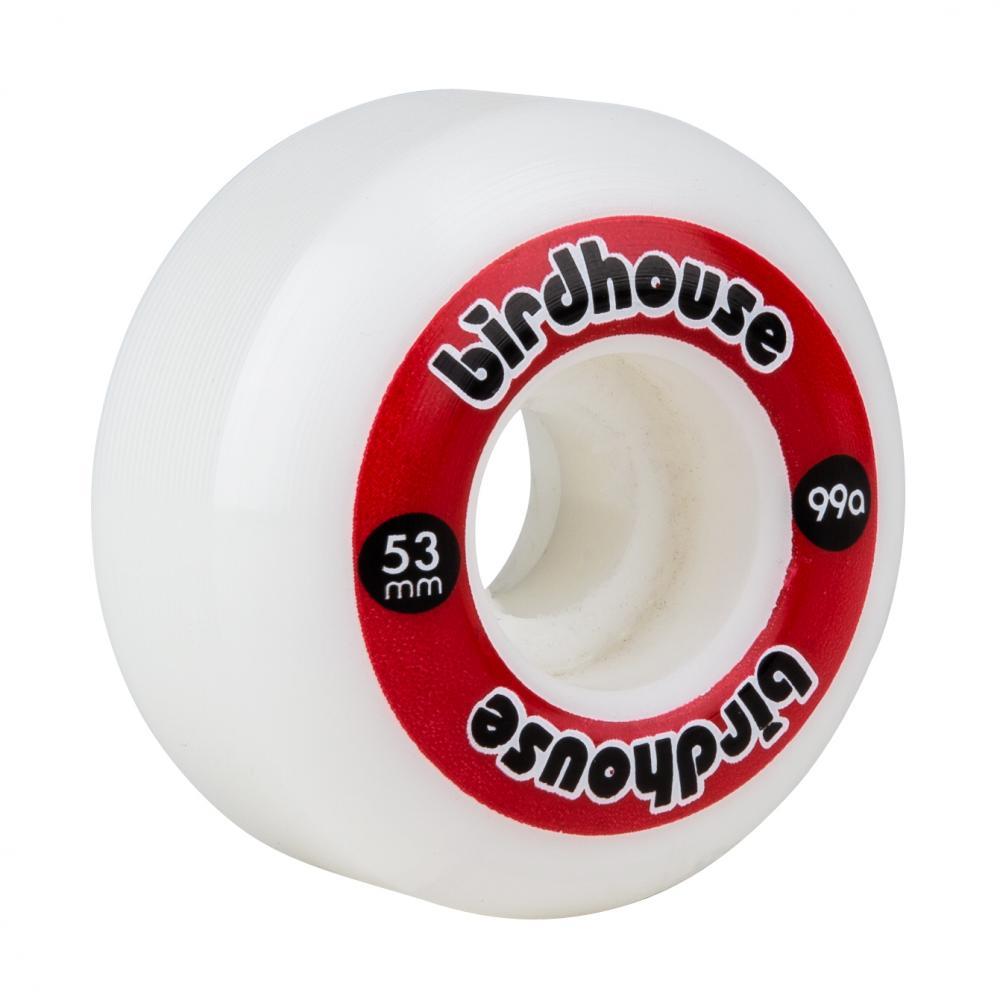Birdhouse Wheels Red Logo 53mm 99a (PK 4)