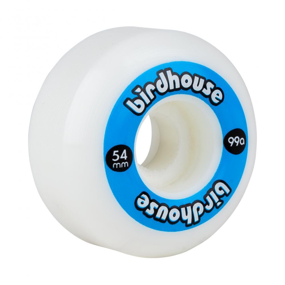 Birdhouse Wheels Blue Logo 54mm 99a (PK 4)