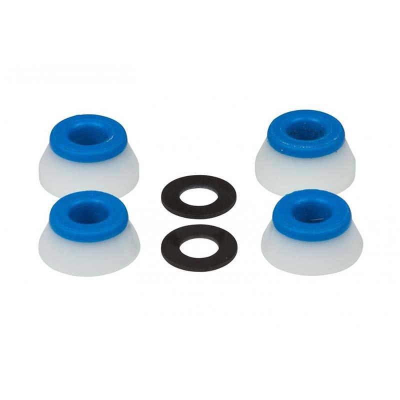 Bones Bushings Blue White soft 81a (pack of 4)