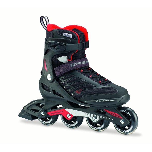 Rollerblade Bladerunner Advantage Pro XT Men's Adult Fitness Inline Skate Black/Red