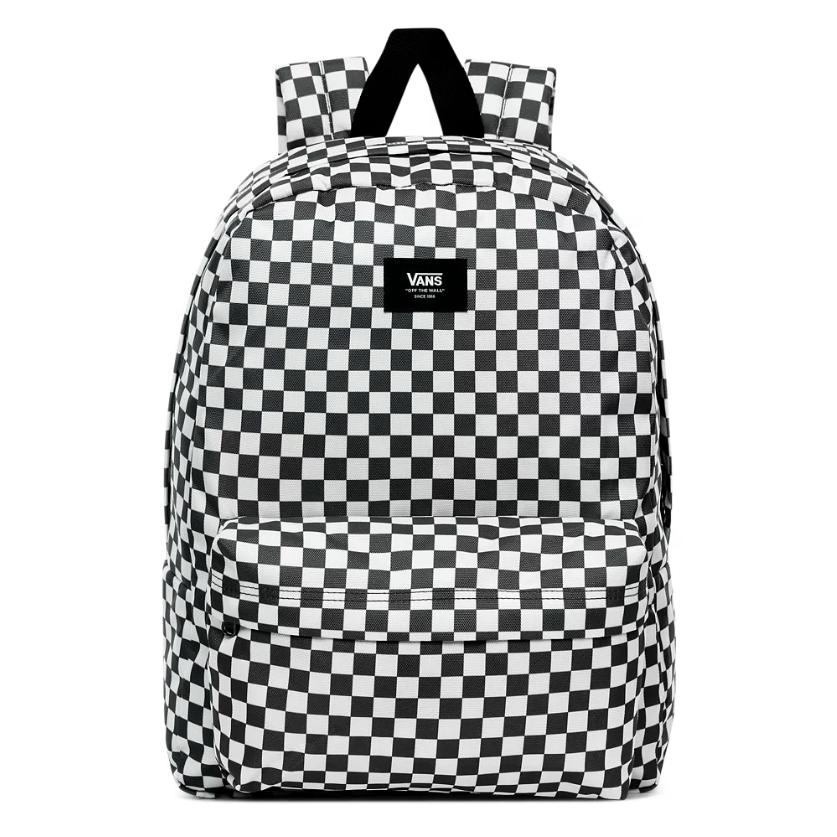 Vans Old Skool 3 Backpack Checkerboard Black/White