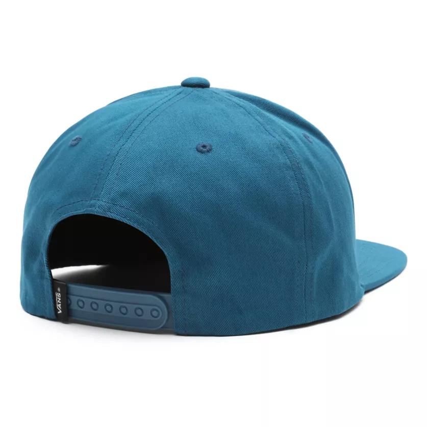 Vans Drop V Snapback Cap Moroccan Blue