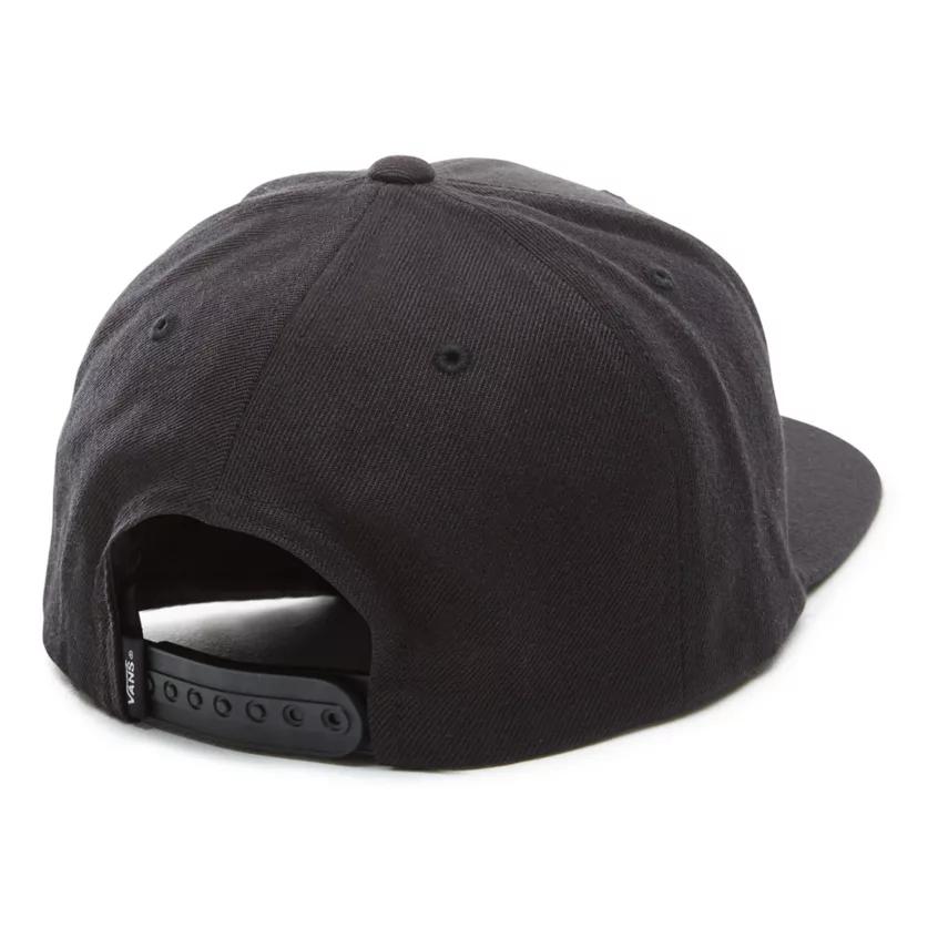 Vans Curved Bill Jockey Hat Black