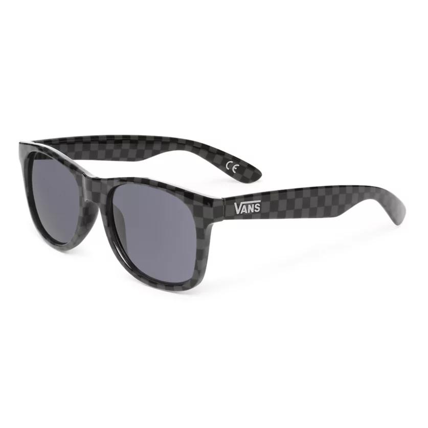 Vans Sunglasses Spicoli 4 Shades Black/Charcoal Checkerboard