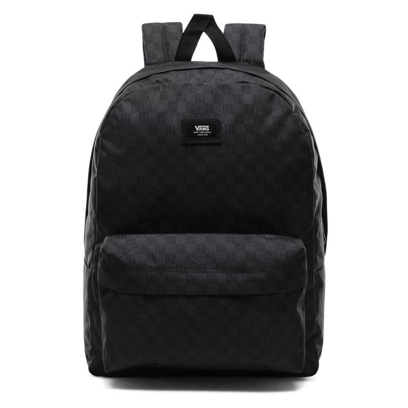 Vans Old Skool 3 Backpack Checkerboard Black