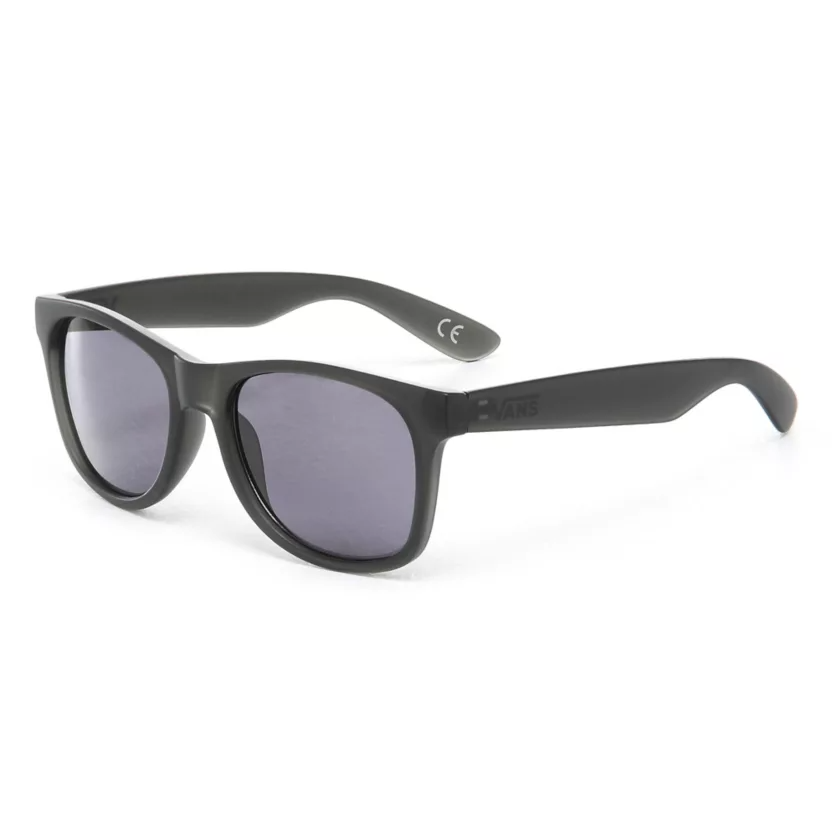 Vans Sunglasses Spicoli 4 Shade Black Frosted Translucent