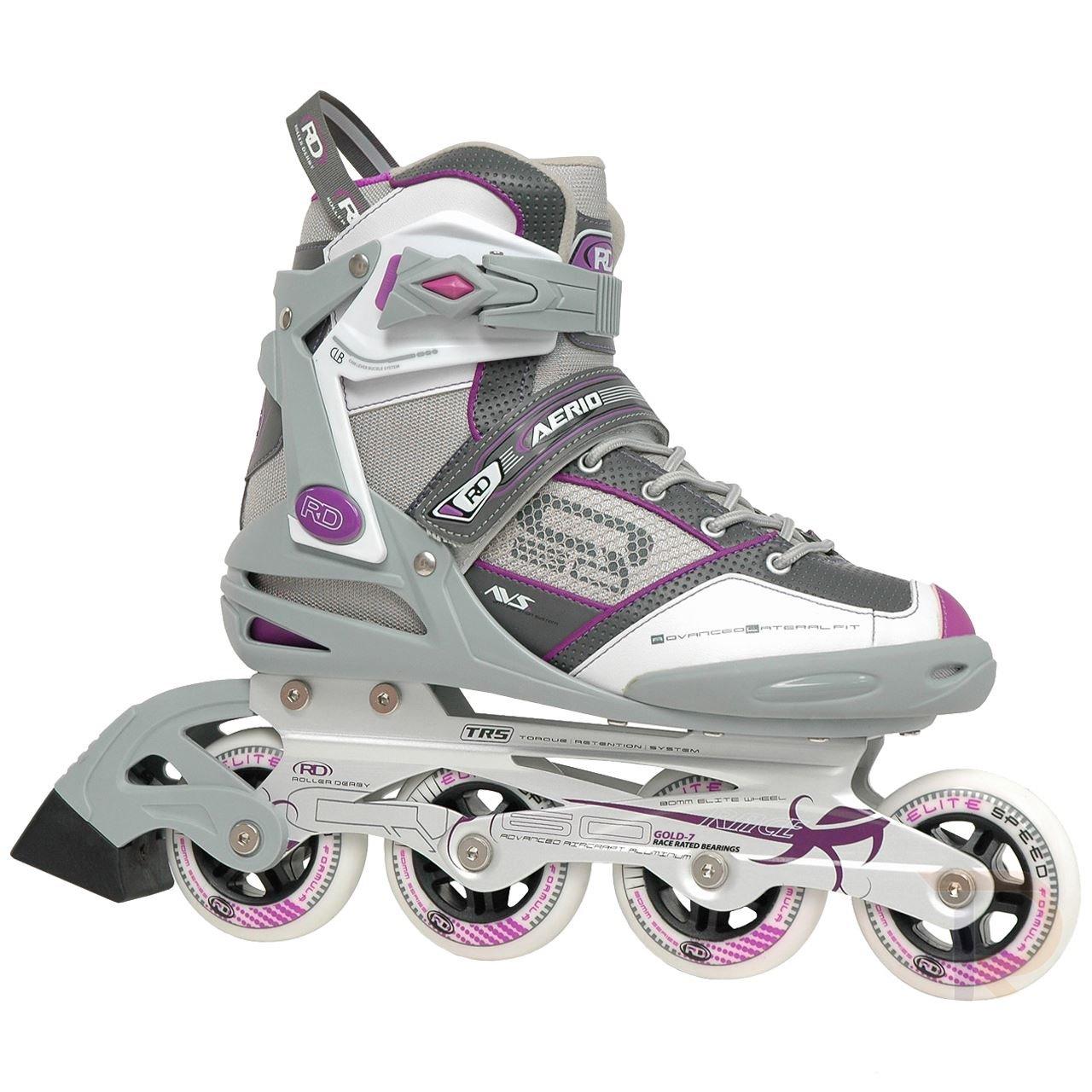 Roller Derby Aerio Q60 In-Line Skates - Grey