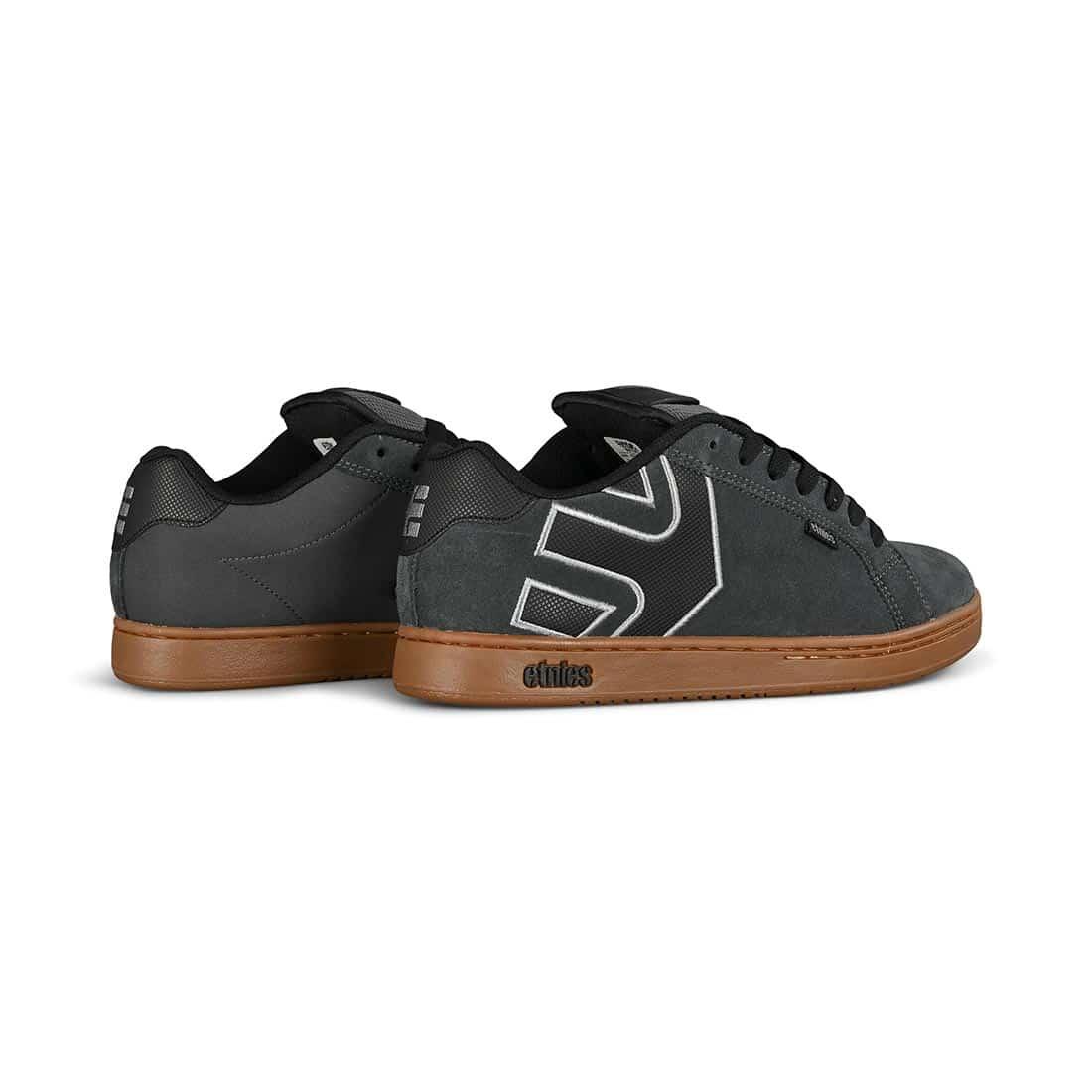 Etnies Fader Shoes Grey/Black/Gum