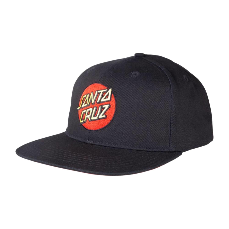 Santa Cruz Cap Classic Dot Snapback