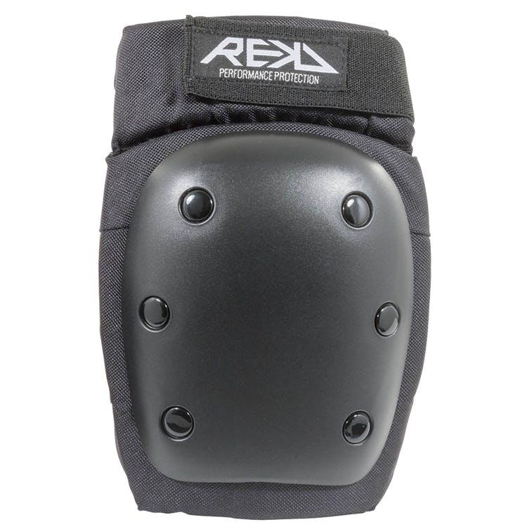 REKD Adult Heavy Duty Triple Pad Set - Black