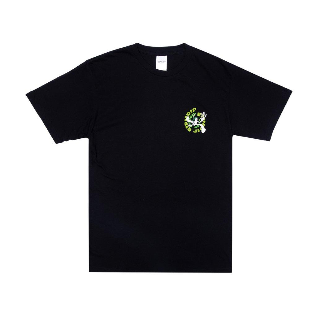 Ripndip Descending T-Shirt (Black)