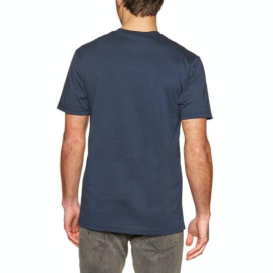 Vans Authentic Checker Short Sleeve T-Shirt