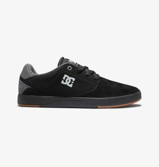 DC Plaza Shoes Black/Gum