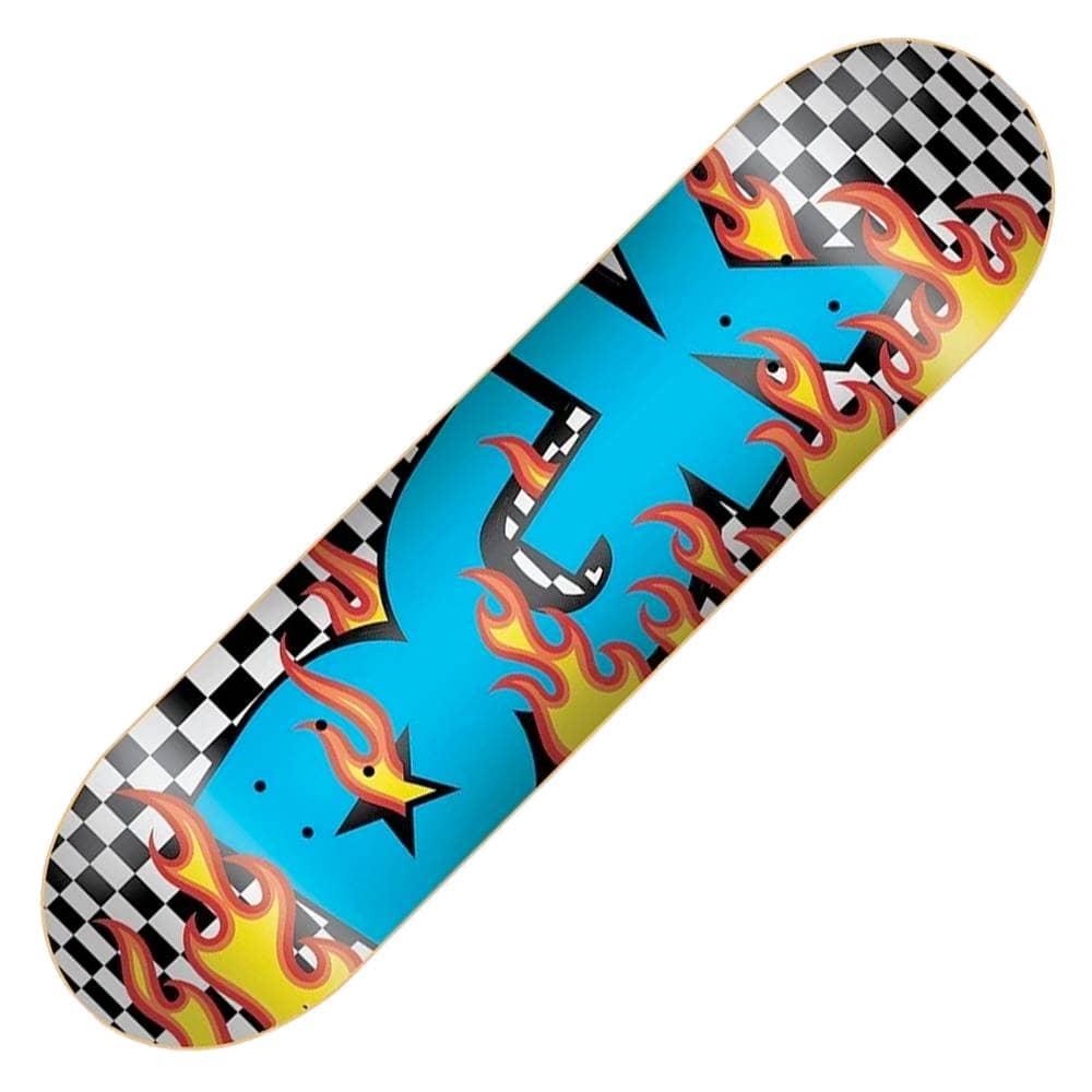 """DGK On Fire Skateboard Deck 8.25"""""""
