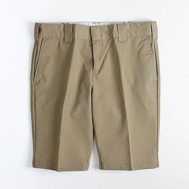 Dickies Slim Fit Shorts – Khaki
