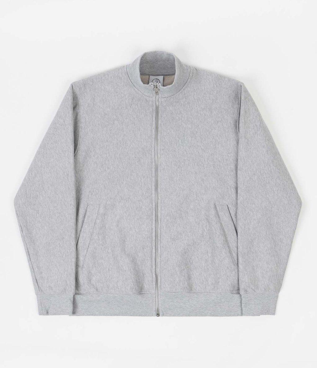 Polar Torsten Track Jacket - Grey