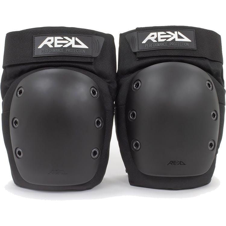 REKD Ramp Knee Pads Black