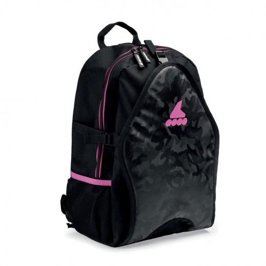 Rollerblade Roller transport bag LT 15L Black pink