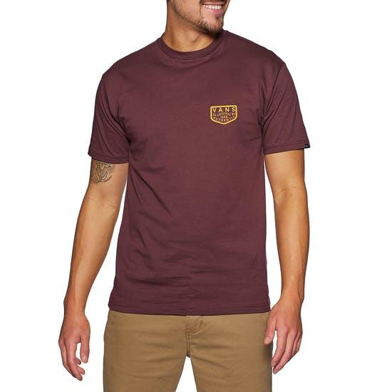 Vans Og Patch Short Sleeve T-Shirt
