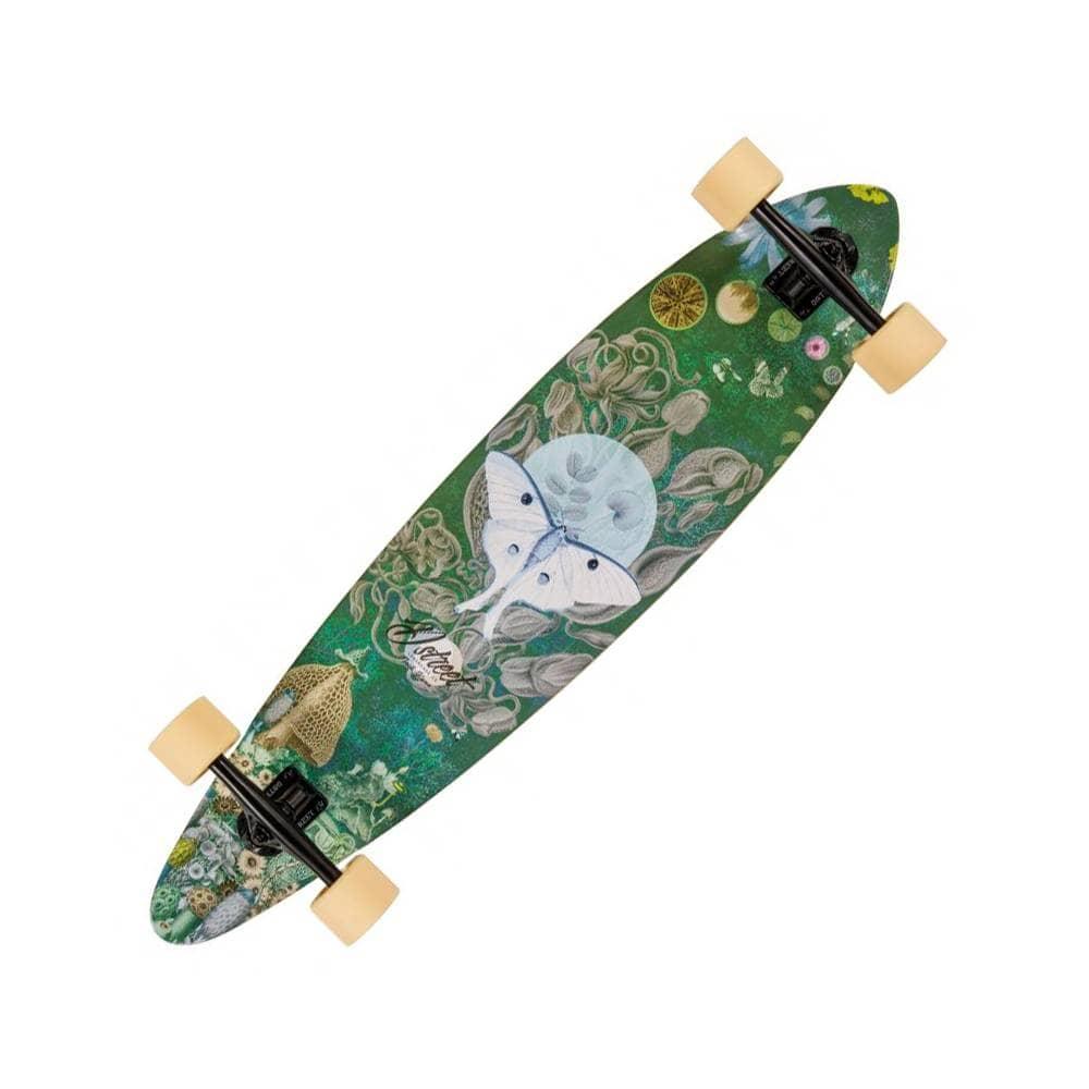 "D Street Skateboards Woodland Pintail Longboard - 9.25"" x 40.0"""