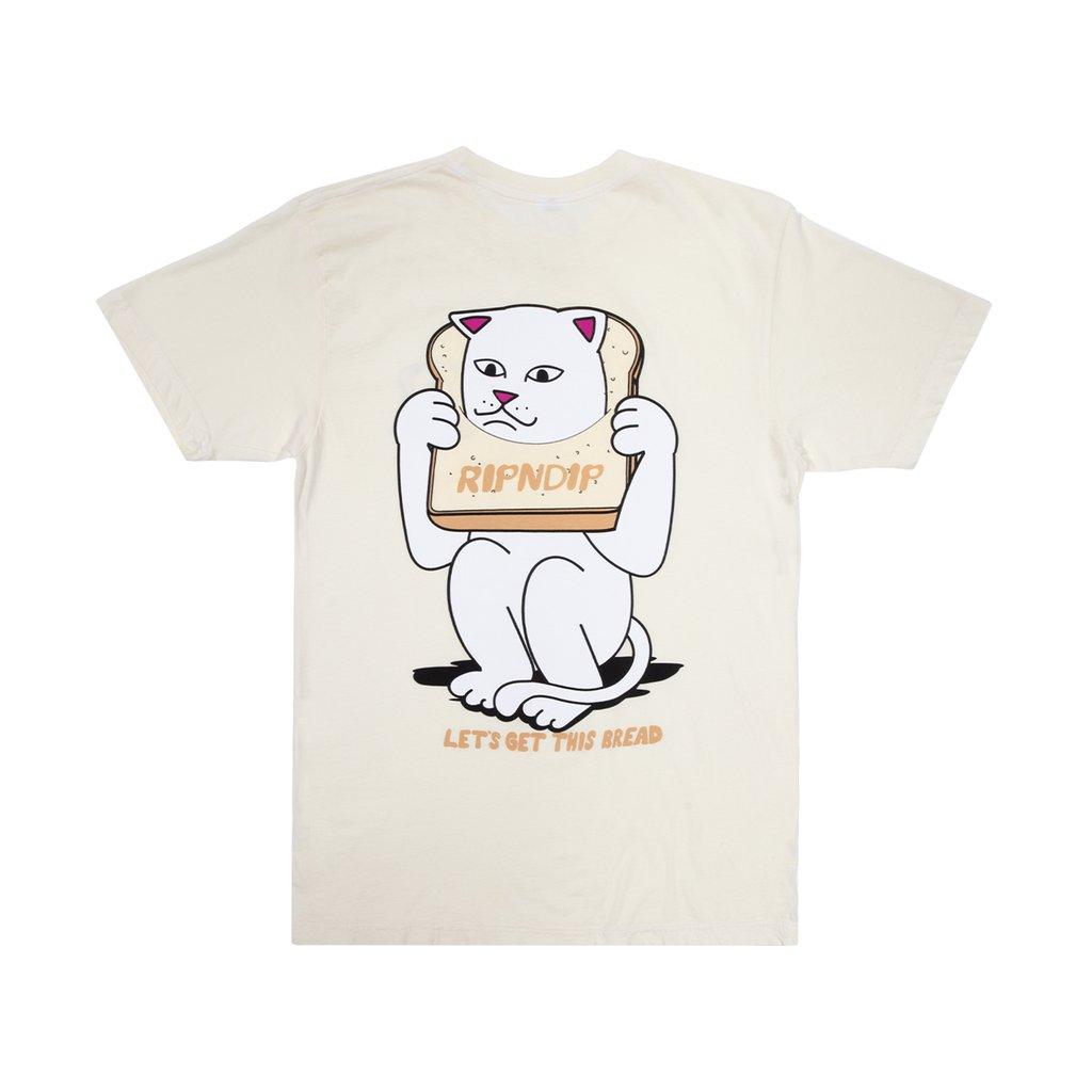 Ripndip Gluten Free T-Shirt - Natural