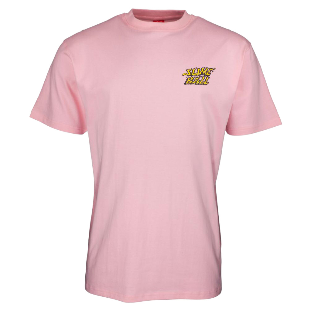 Santa Cruz T-Shirt Vomit 97 T-Shirt Pink