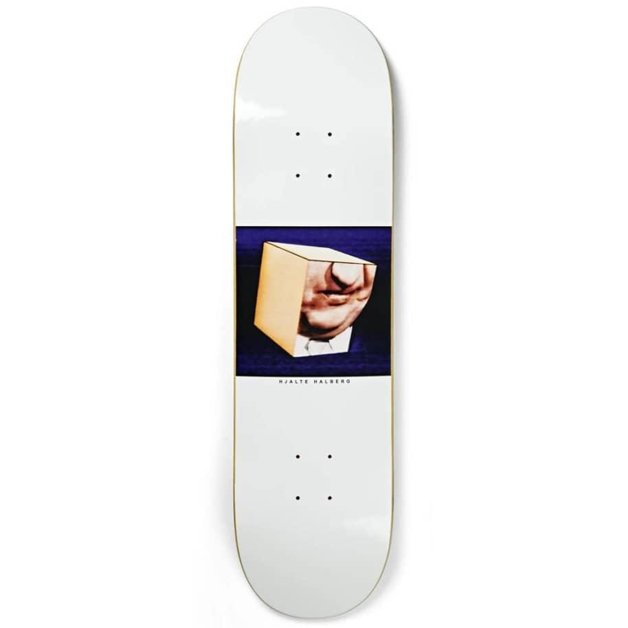 "Polar Skateboard Decks Hjalte Halberg Isolation - 8.25"""