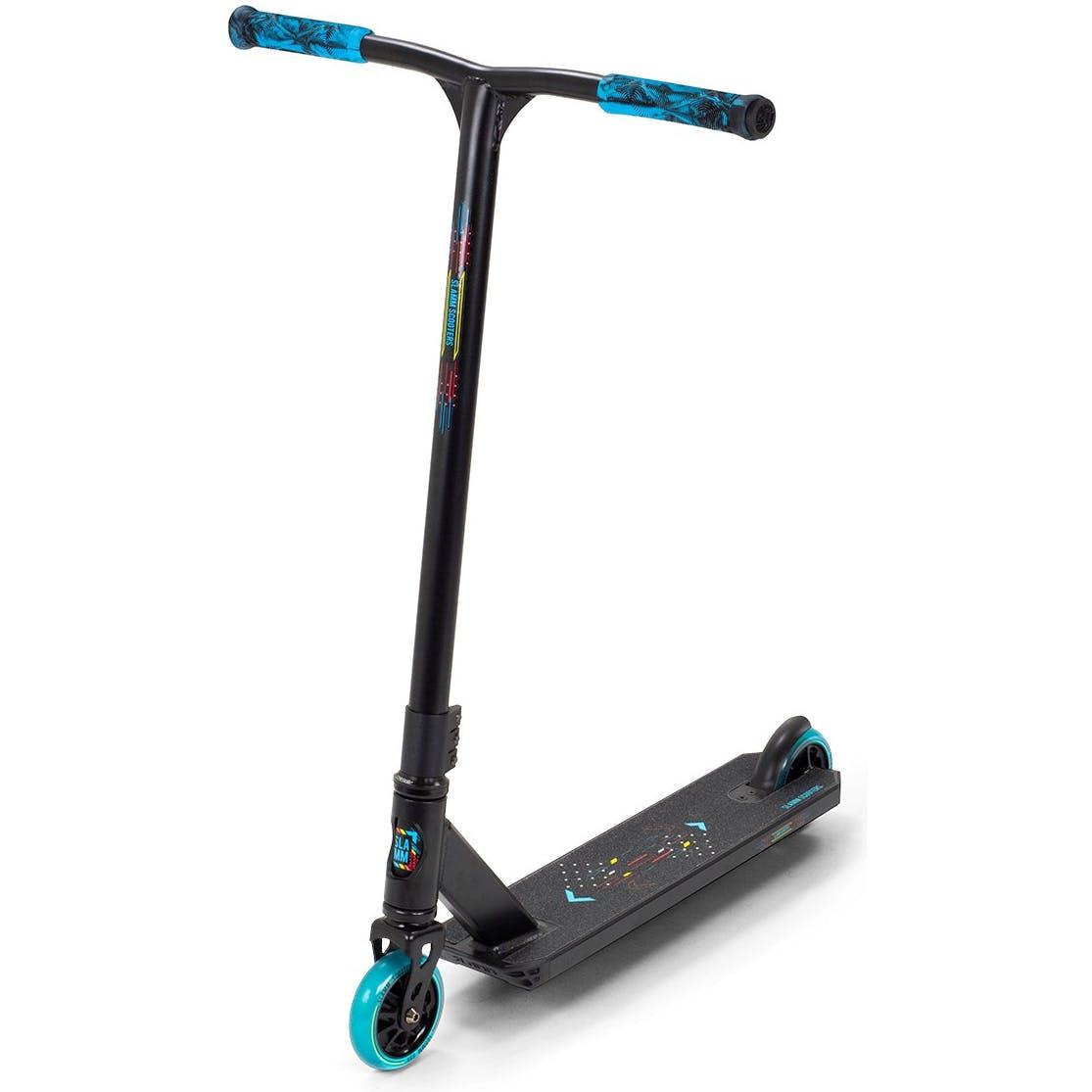 Slamm Classic V9 Stunt Scooter Blue