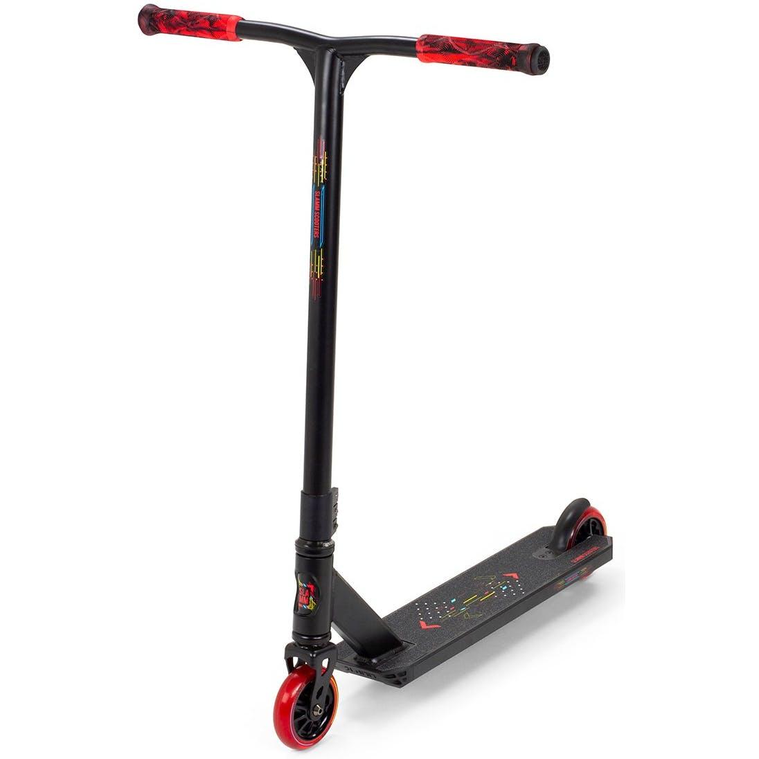 Slamm Classic V9 Stunt Scooter Red