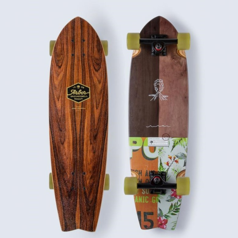 """Arbor Cruiser Complete Groundswell Sizzler - 30.5"""""""
