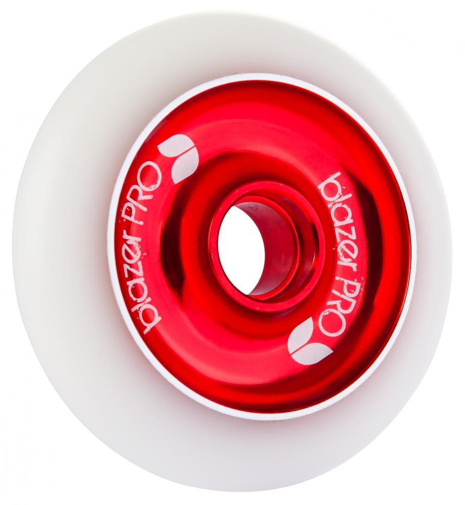 Blazer Pro Scooter Wheel Aluminium Core - Red
