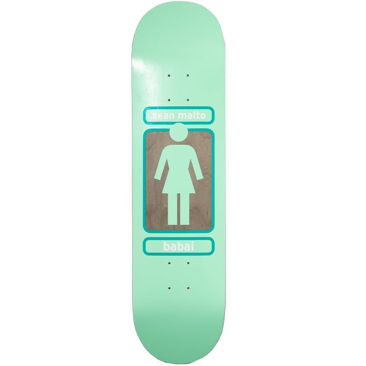 "Girl 93 Til Skateboard Deck Sean Malto - 8"""