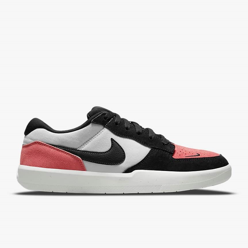 Nike SB Force 58 Shoe Pink/White/Black