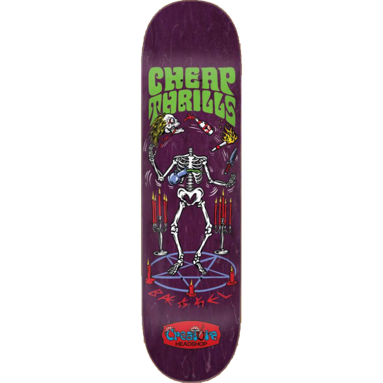Creature Powerply DeckBaekkel Cheap Thrill - 8.375 IN