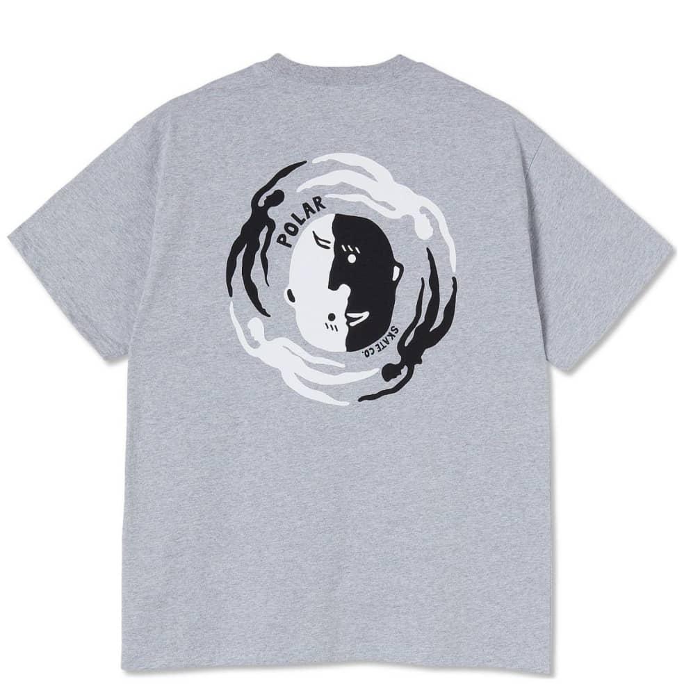 Polar Skate Co Circle of Life T-Shirt - Sport Grey